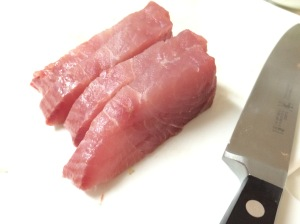 yellowtail fillet