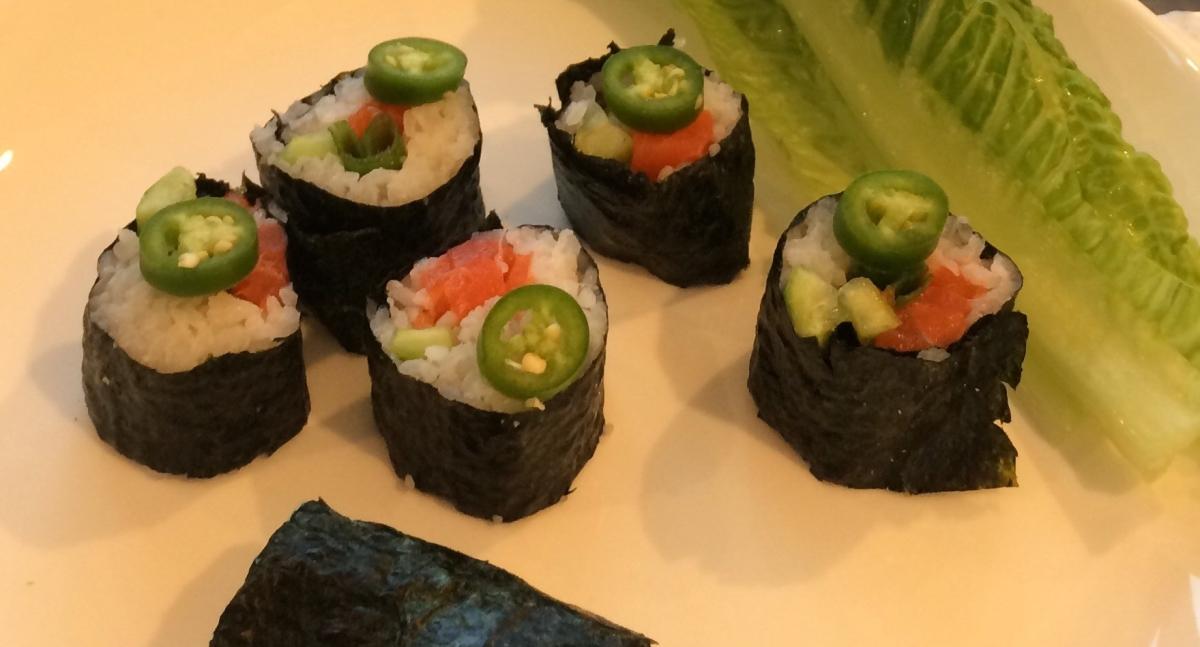 EATS: DIY Sushi