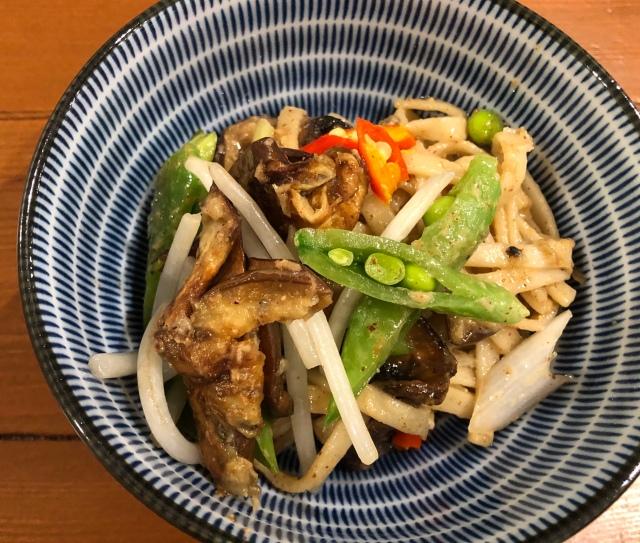 eggplant noodles 2